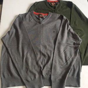 (2) MICHAEL KORS Sweaters